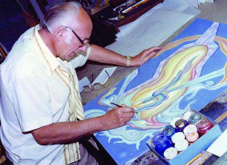 Kaitz Painting Ebbsoul